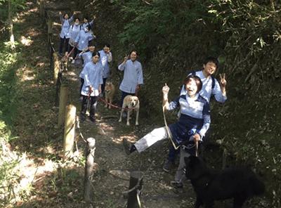 福祉コース限定動物管理センター実習