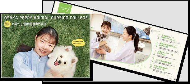 大阪ペピイ動物看護専門学校 GUIDE 2022