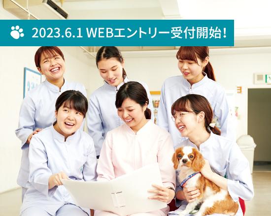 6/1(月)AOエントリー受付スタート!